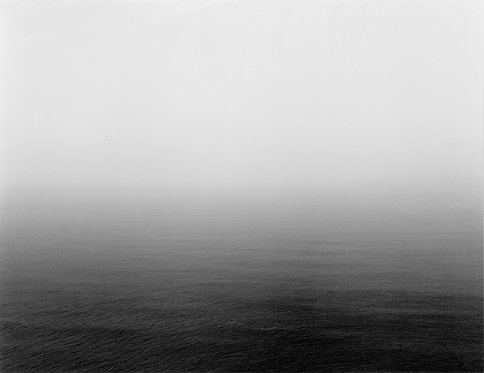 杉本博司 / Time Exposed ATLANTIC OCEAN CLIFFS OF MOHER 1989
