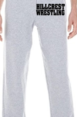 Hillcrest Wrestling Sweat Pants