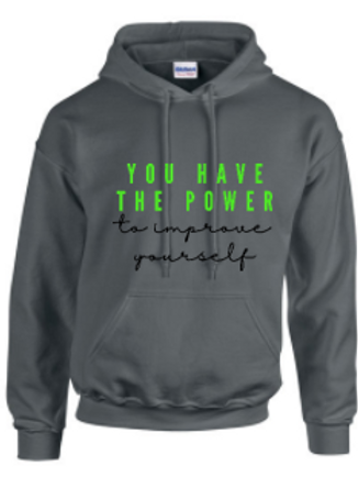 Power Within Hoodie