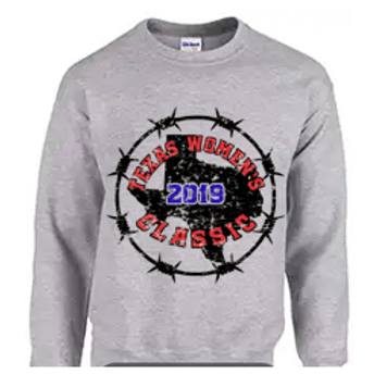 TWC Barb Wire Crew Sweatshirt