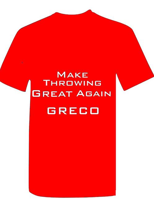 Make Throwing Great Again