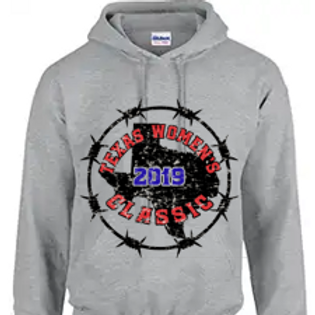 TWC Barb Wire Hooded Sweatshirt