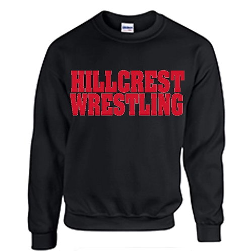 Hillcrest Wrestling Long Sleeve
