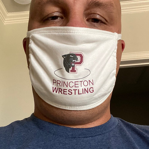 Princeton Wrestling Mask