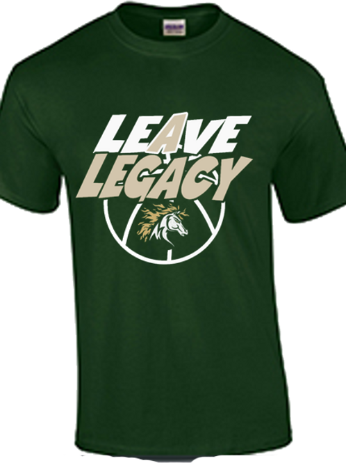 Leave A Legacy Short Sleeve