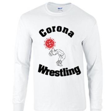 Long Sleeve Corona Wrestling