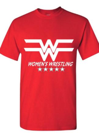 Women's Wrestling Solid Color