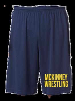 9 Inch Inseam Mesh Shorts