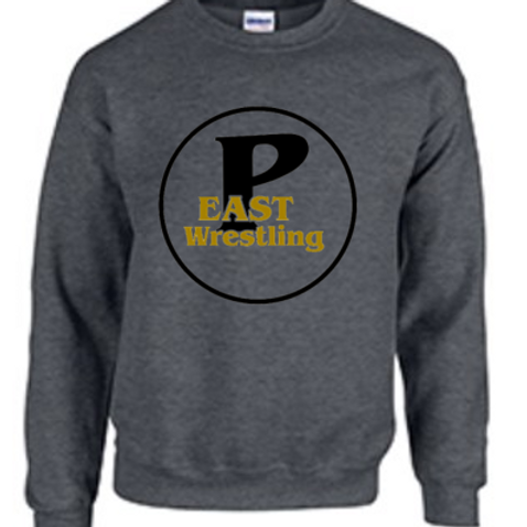 Plano East Circle Crew Sweatshirt