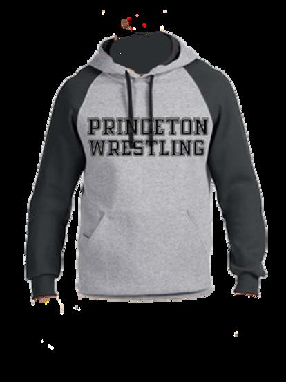 50-50 NuBlend Print Hooded Sweatshirt