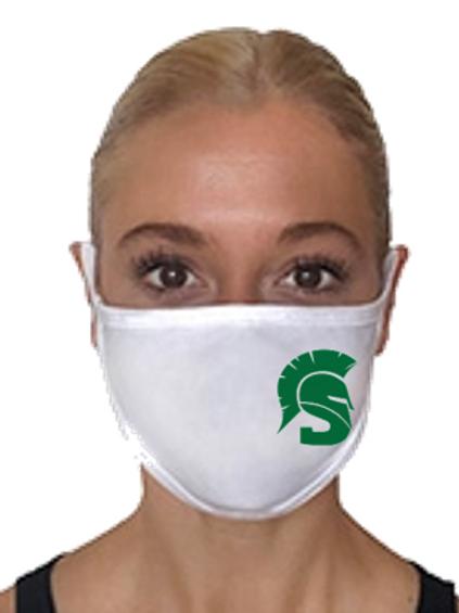 Saint Rita Mask