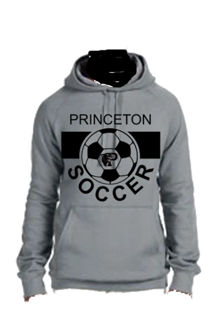 Premium Hooded Sweatshirt Logo