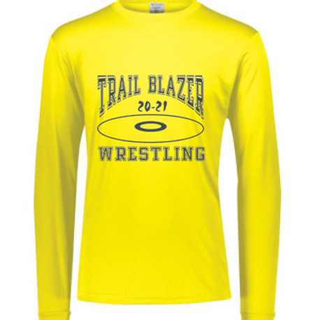 Dri Fit Wrestling Mat Long Sleeve