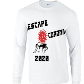 Long Sleeve Escape Corona 2020