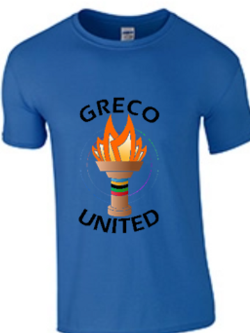 Ringspun Short Sleeve Greco United