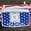 Thumbnail: Freestyle or Greco American Flag Fanny Pack