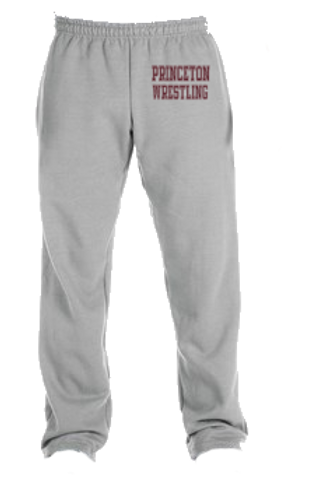 Grey Male Sweat Pants