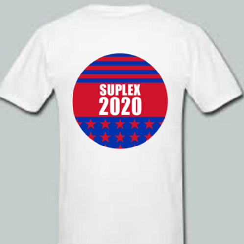 Suplex 2020 Campaign Shirt