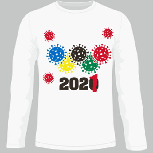 Long Sleeve 2020 Olympics Shirt