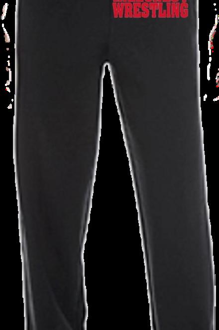 Hillcrest Logo Wrestling Sweat Pants