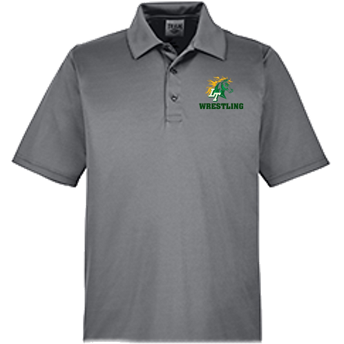 Embroidered Performance Polo Male Fit