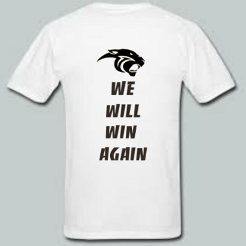 Plano East We Will Shirts