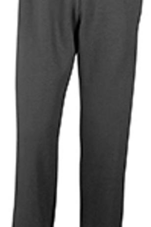 Open Bottom Sweat Pants