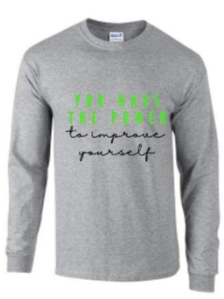 Power Within Long Sleeve