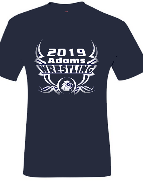 Adams Wrestling Shirt