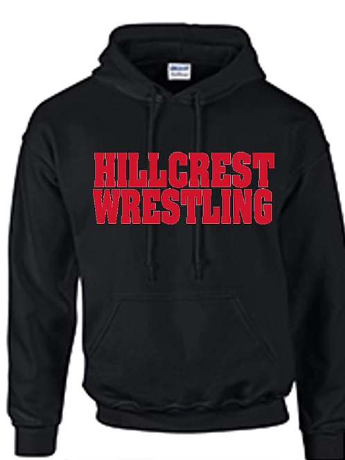 Hillcrest Wrestling Hoodie