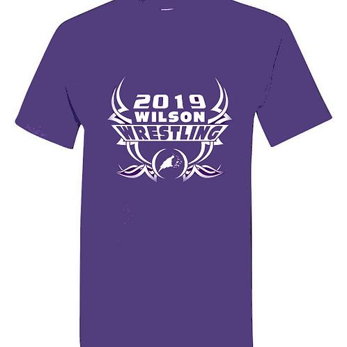 Wilson Wrestling Shirt
