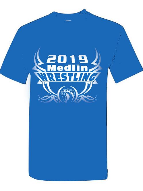 Medlin Wrestling Shirt