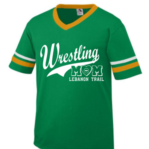 Tri Color Wrestling Mom or Dad