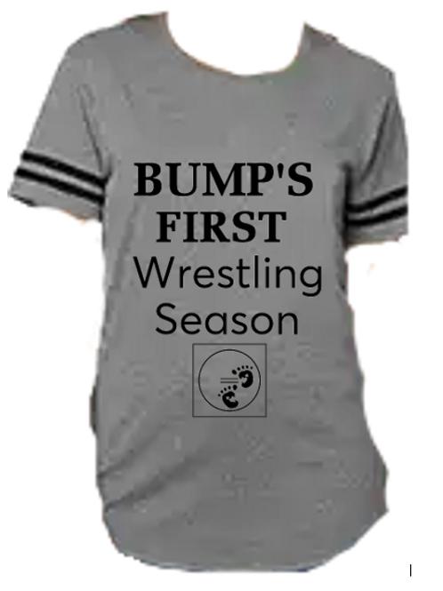 Bump's First Wrestling Season