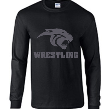 Panther Head Long Sleeve