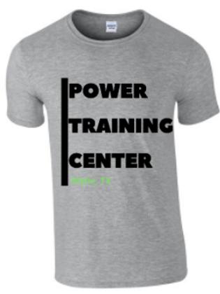 Power Training Center Line