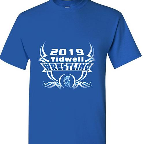 Tidwell Wrestling Shirt