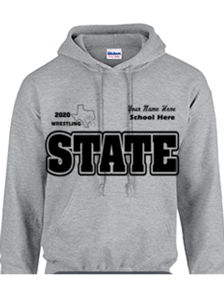 State Qualifier Hoodie