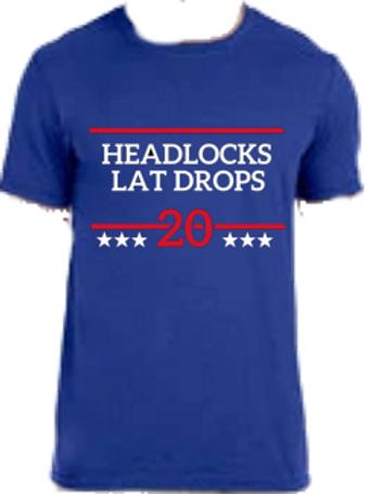 Head Locks and Lat Drops 2020