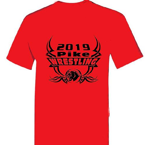 Pike Wrestling Shirt
