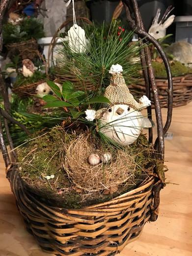 Decorative Basket Arrangement