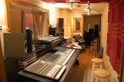 Mixing and Recording Gear