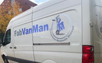 Our Large Van