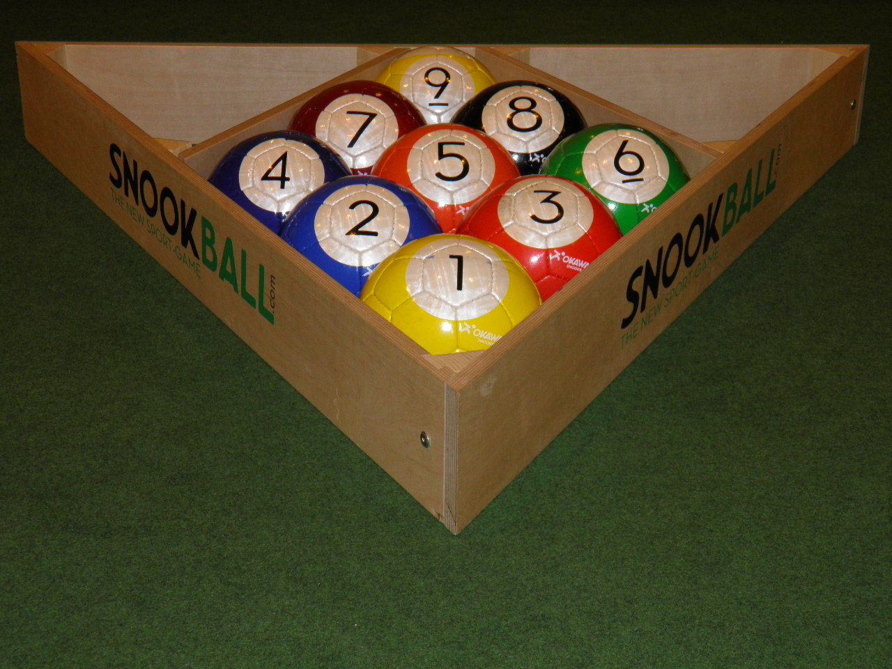 américain 9 balls