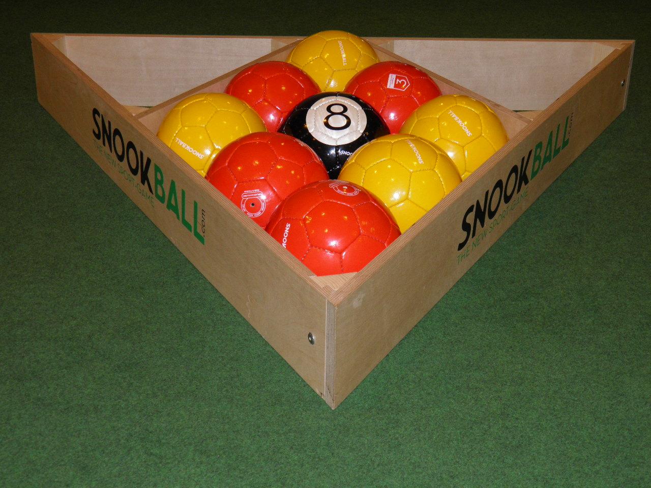 jeu de la 8 (9 ballons)