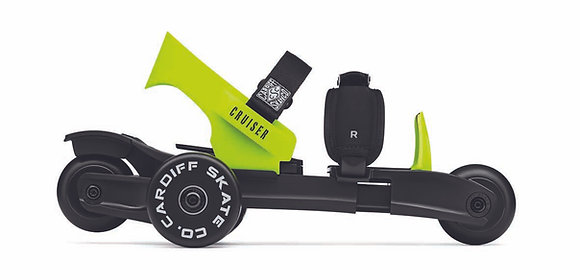 CARDIFF Cruiser Youth Lime