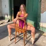 Rowena Whitson Dancer Photo