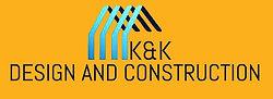 K&K Design and Construction Logo