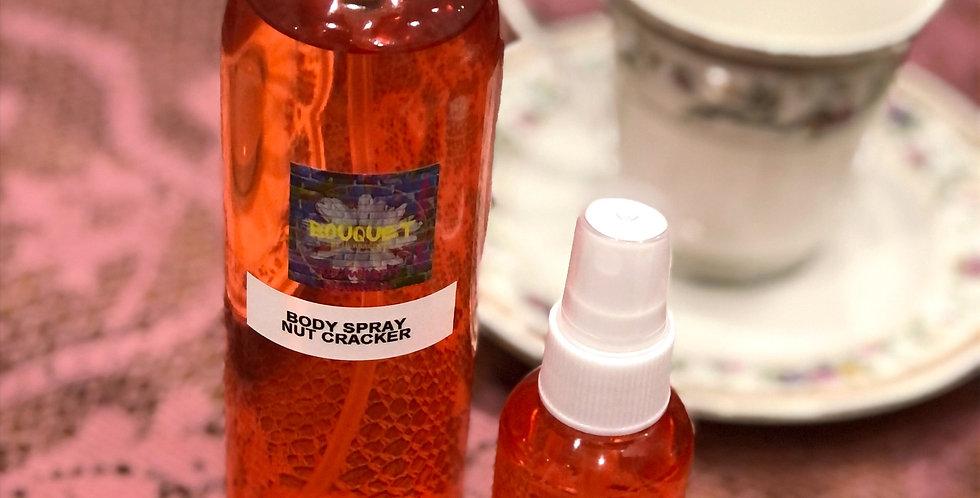 Nutcracker Body Spray