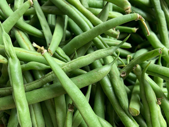 Southern Staple- green beans